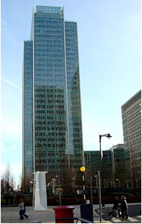 Priest Restoration Projects Clifford Chance Canary Wharf